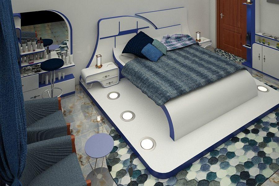ديكورات غرف نوم 2020 In 2020 Toddler Bed Home Decor Bed