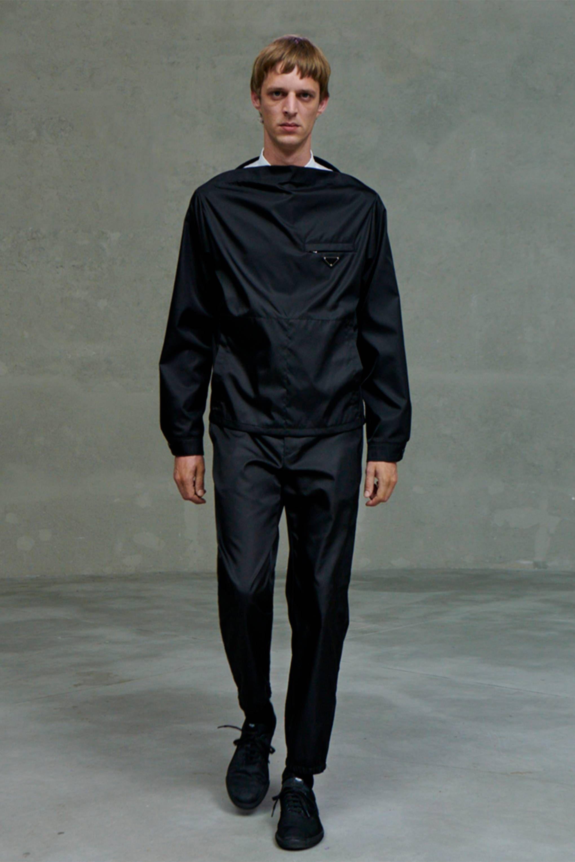 Prada Spring/Summer 2021 Menswear | Menswear, Mens fashion ...