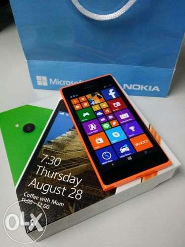 Nokia Lumia 730 Dual Sim Openline with EXTENDED Warranty For Sale