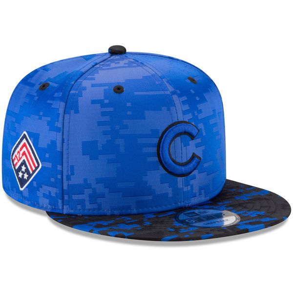 Kyle Schwarber Chicago Cubs New Era Neighborhood Heroes 9FIFTY Snapback  Adjustable Hat - Royal 67f4ea2e85ed