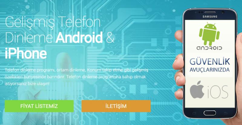 android telefonu internetten takip etme