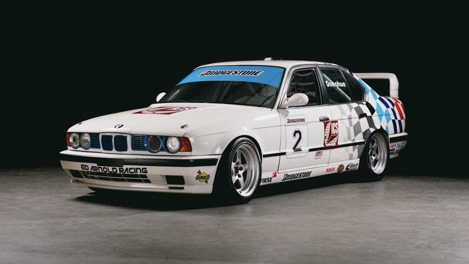 Gallery Drool Over These Classic And Modern Bmw Race Cars