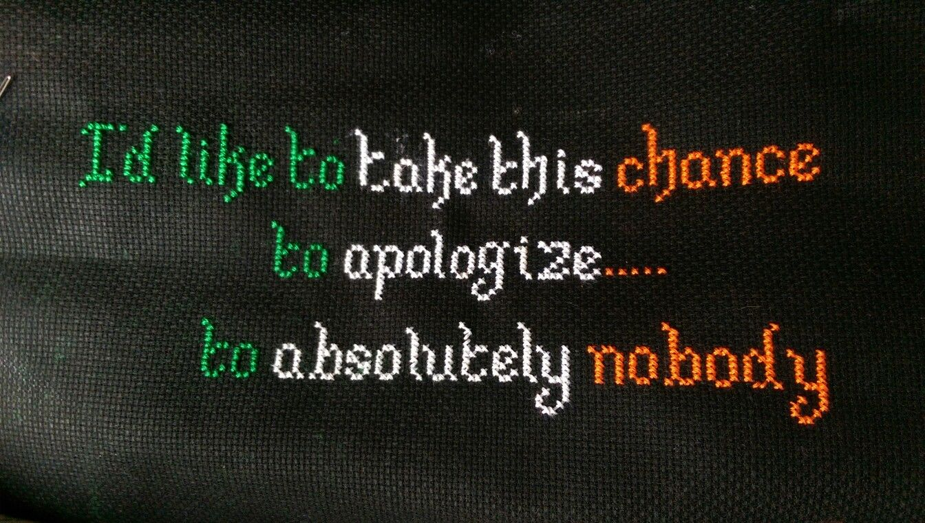 Conor Mcgregor Cross Stitch Qoute From Ufc 205 Double Champ Does What He Wants Conor Mcgregor Quotes Inspirational Quotes Cross Stitch Funny