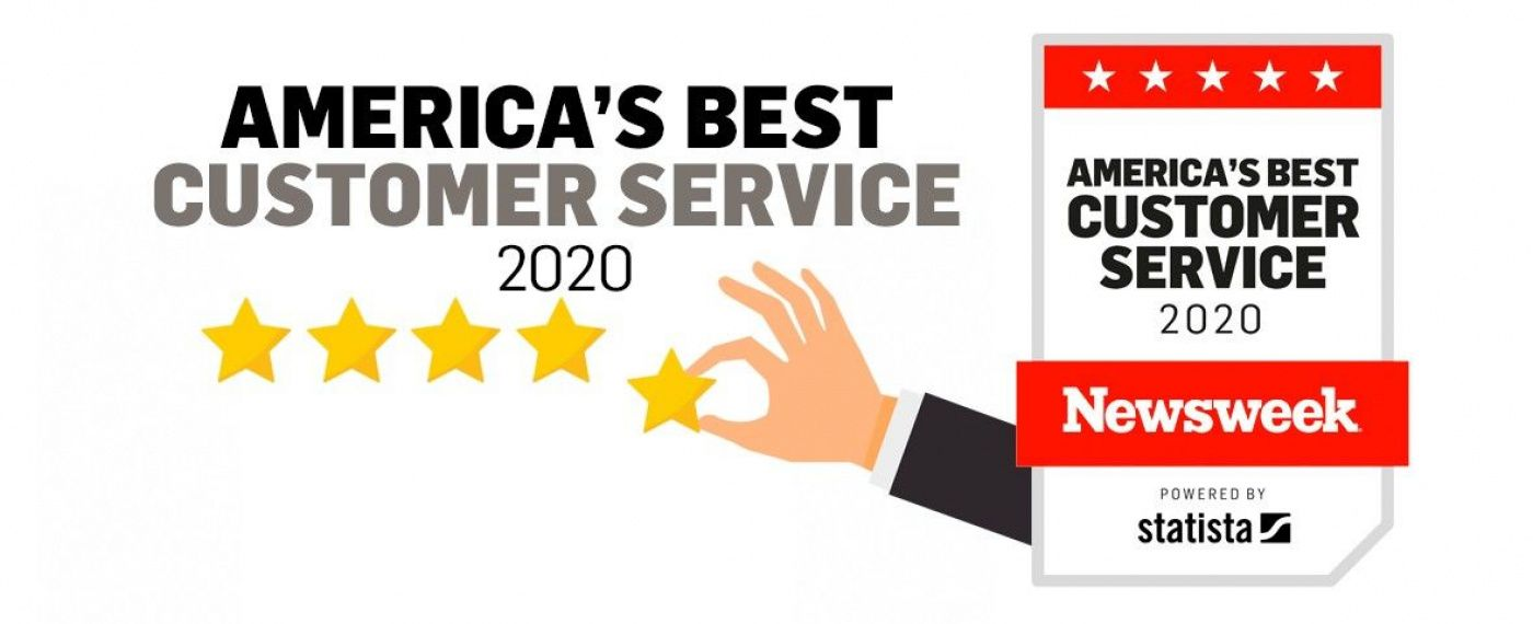 KW customer service award 2020 Success business