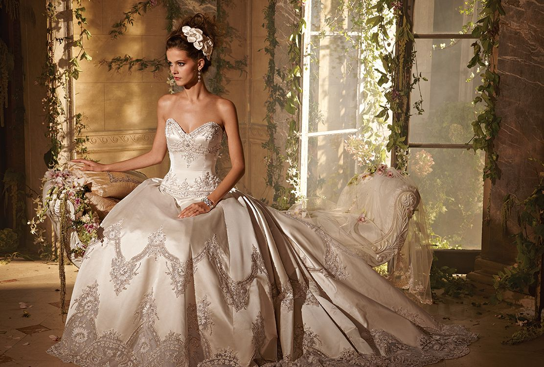 Amalia Carrara Collection Style 276 :: marie antoinette wedding ...