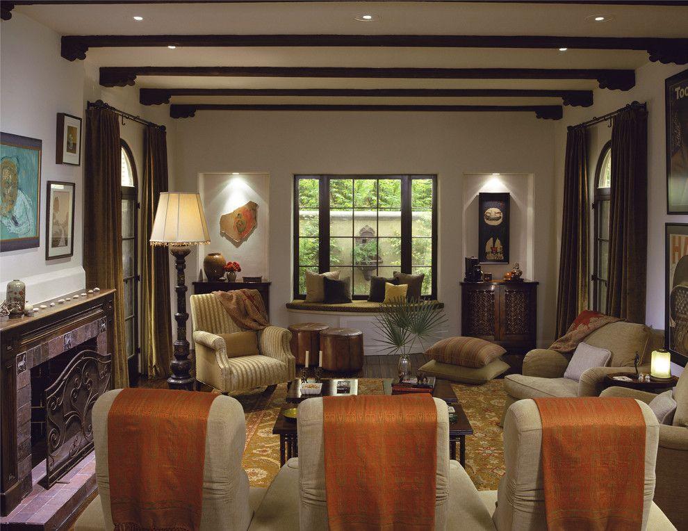 Q Home Designs Blog Part - 33: Mediterranean Décor U2013 Touring A Home In The Hollywood Hills