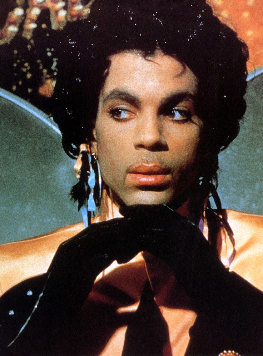 Sign O The Times Prince S Camille Look In Era S Theme Color Peach Black This Was Scanned From Prince Rogers Nelson The Artist Prince Prince Tribute