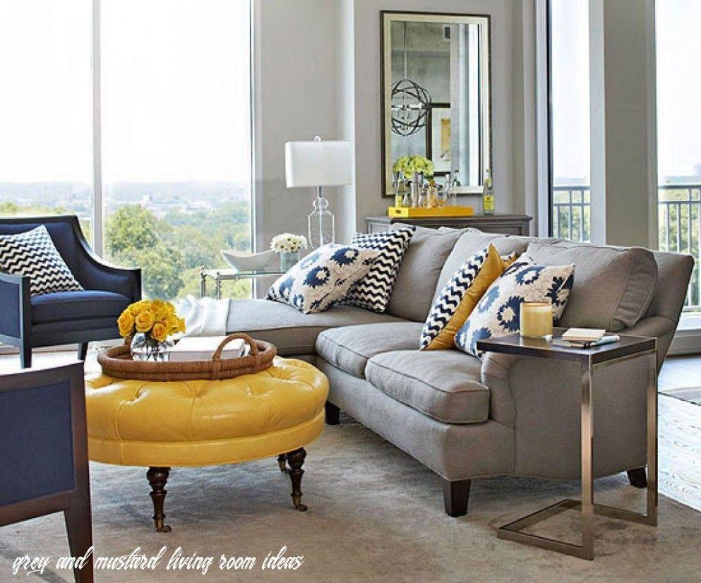 Grey And Mustard Living Room Ideas Living Room Color Schemes Yellow Living Room Colors Yellow Living Room