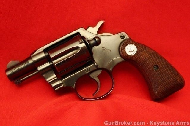 Absolutely LOVE the Colt Detective... Need one bad!
