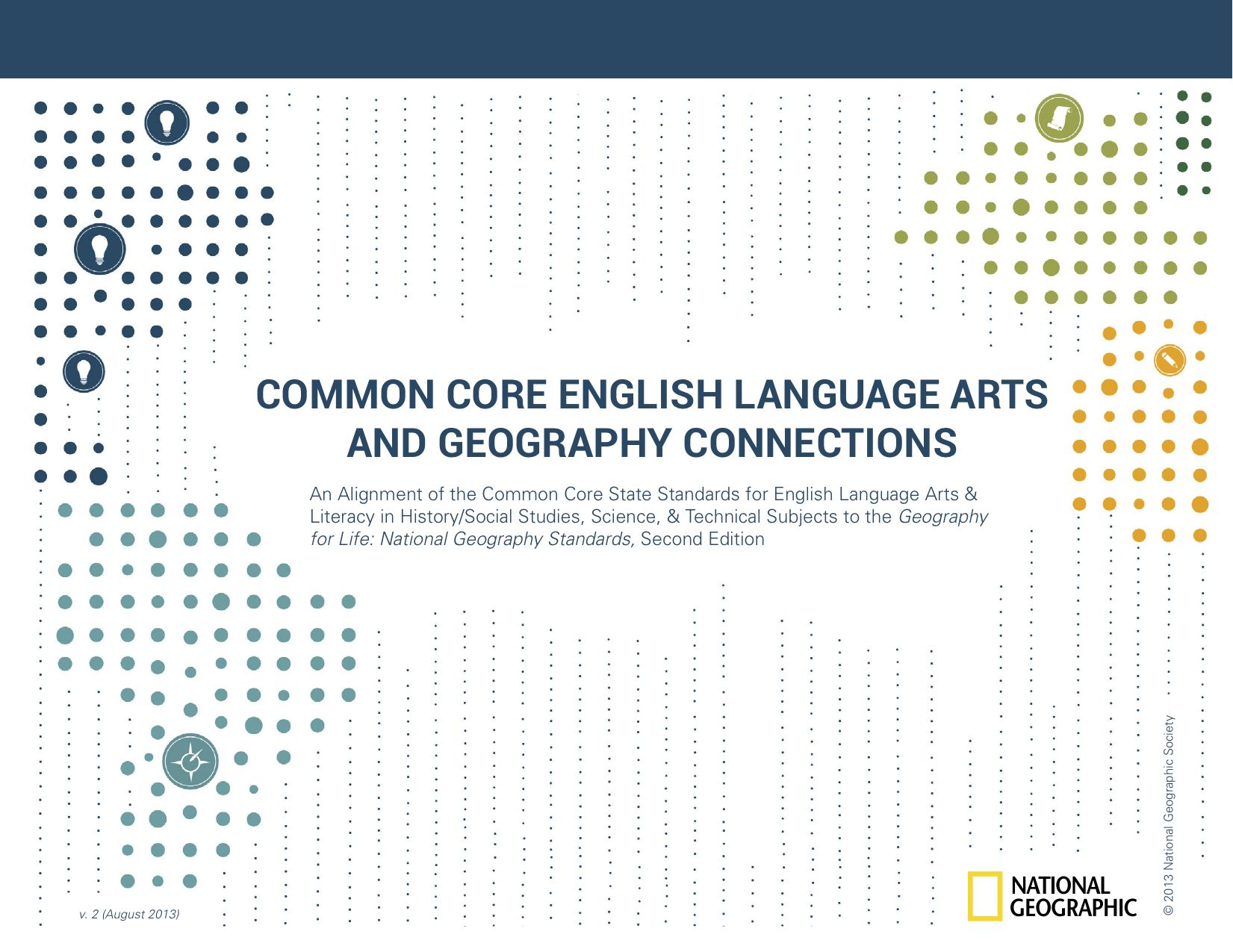Common Core English Language Arts And Geography