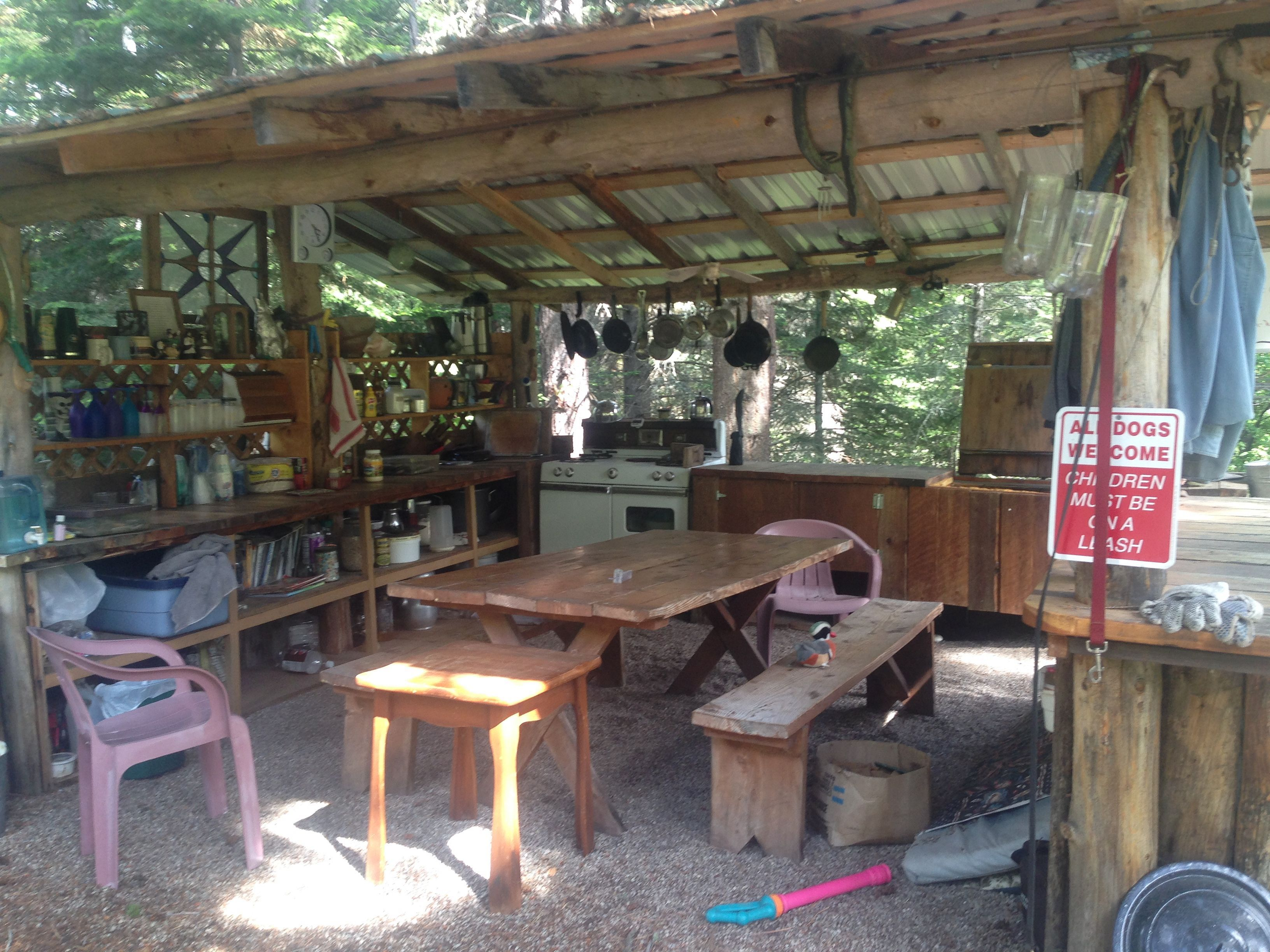25 Easy Outdoor Camping Kitchen Ideas For Comfortable Camping Outdoor Camping Kitchen Rustic Outdoor Kitchens Outdoor Kitchen