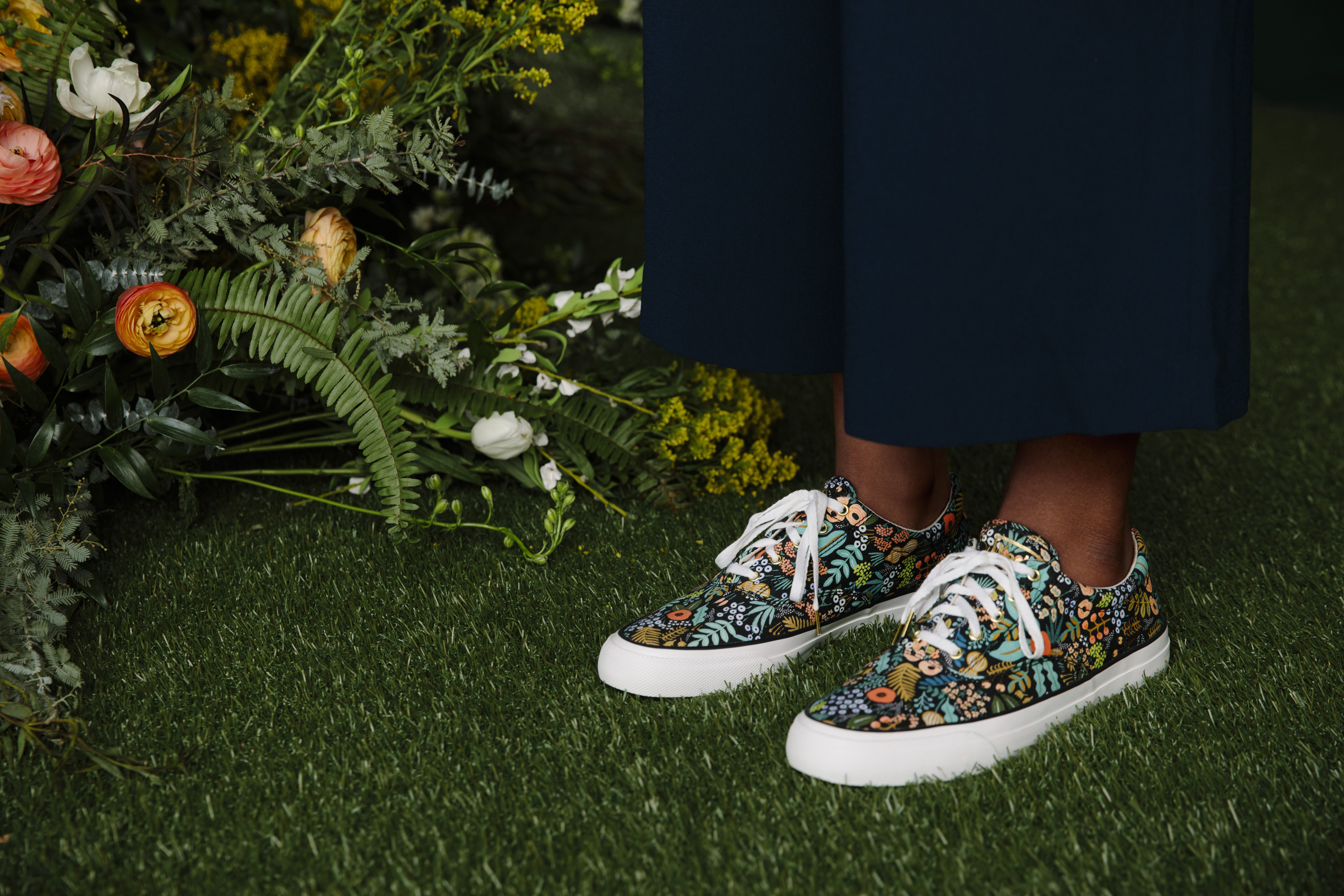 brand new dc7be b3ef5 New Keds x Rifle Paper Co. Spring Collection just in! Get ...
