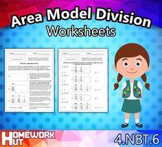 4 nbt 6 area model division worksheets 4th grade math angles worksheet worksheets fun. Black Bedroom Furniture Sets. Home Design Ideas