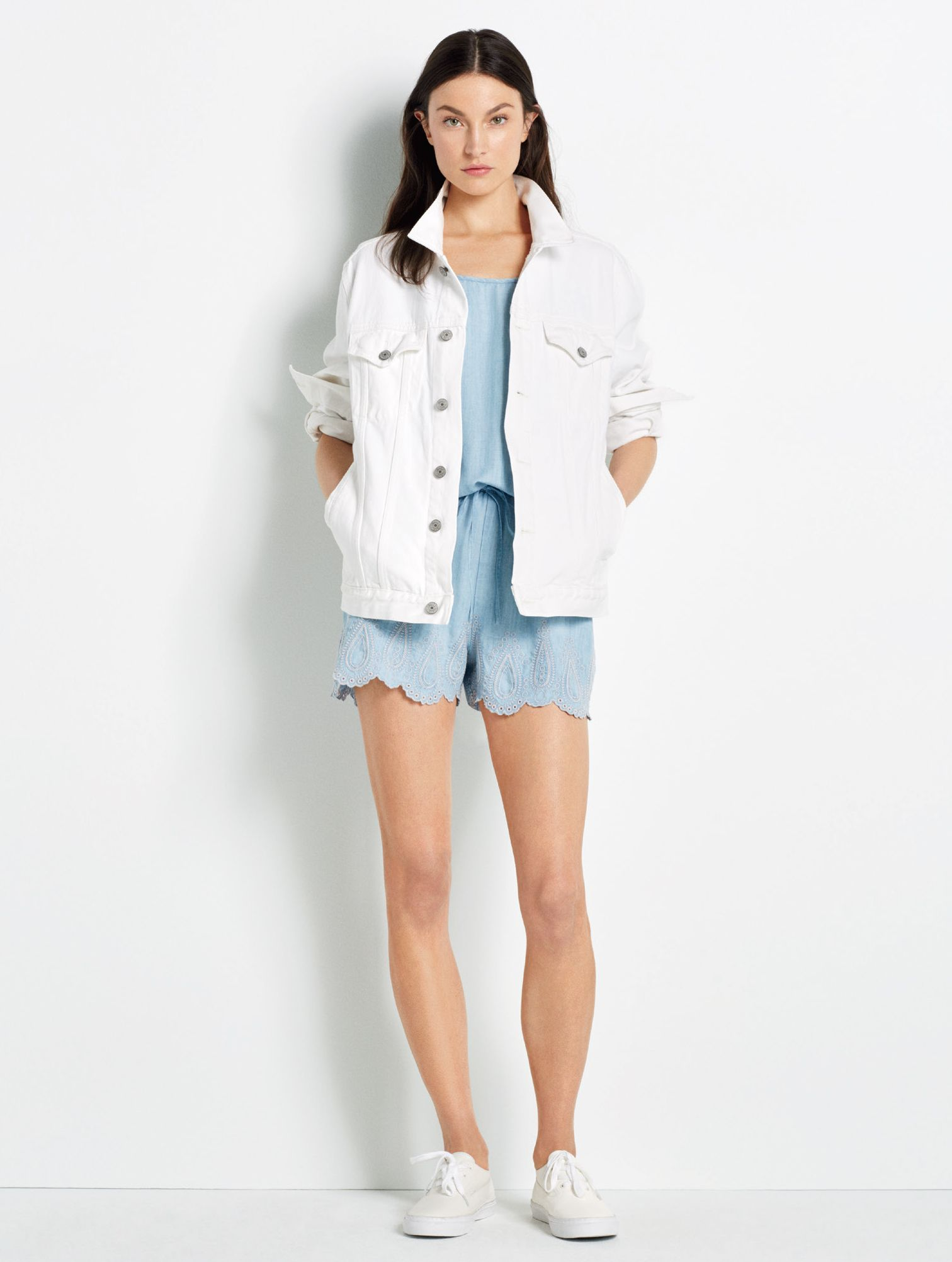 46ca18c85099 ABBIE DE CASTRO DENIM DESIGNER GAP WOMENS DENIM SUMMER 2016 LOOKBOOK ...