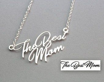 Photo of Actual Handwriting Necklace • Personalized Necklace • Signature Necklace •Custom Handwriting Jewelry