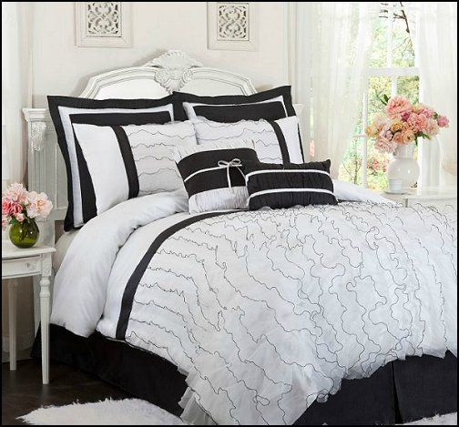 French Bedroom Black And White Teenage Bedroom Wallpaper Uk Wooden Bedroom Blinds Bedroom Oasis Decorating Ideas: Romana+Bedding+lush+bedding+girls+bedding+teens+bedding