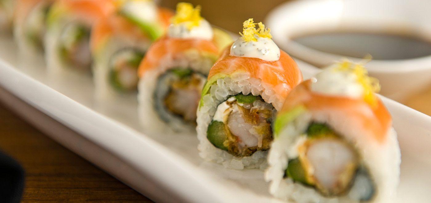 Yokozuna tulsa ok bar asian fusion restaurant two for Asian cuisine tulsa