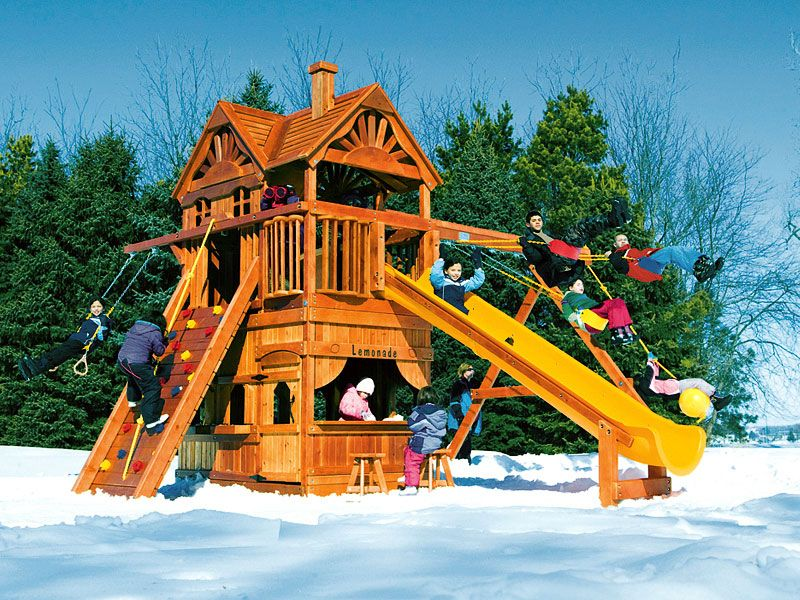 Residential Swingsets Rainbow Swing Set Superstores Pennsylvania