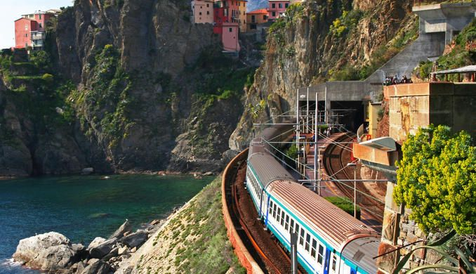 Explora Italia en tren | Interrail.eu