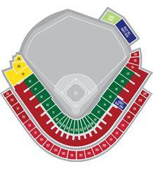 Pin By Carleton On Seating Charts In 2021 Minor League Baseball Seating Charts Ballparks