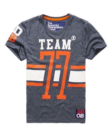 Superdry Camiseta Kicker Más