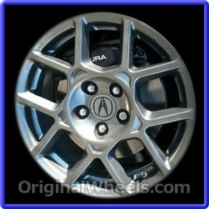 OEM Acura TL Rims Used Factory Wheels From OriginalWheelscom - Acura tl oem wheels