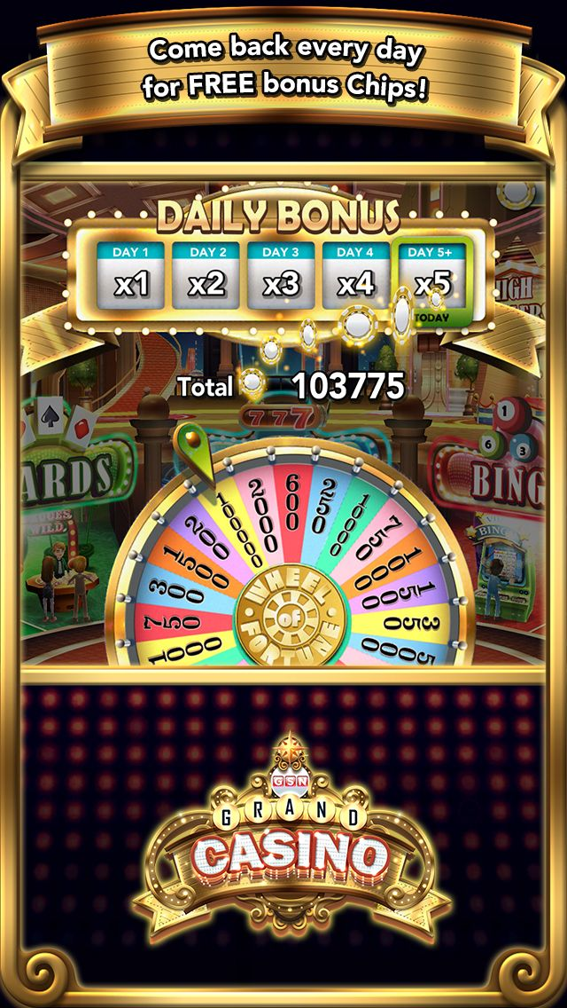 Gsn video slots casino concerts in san diego