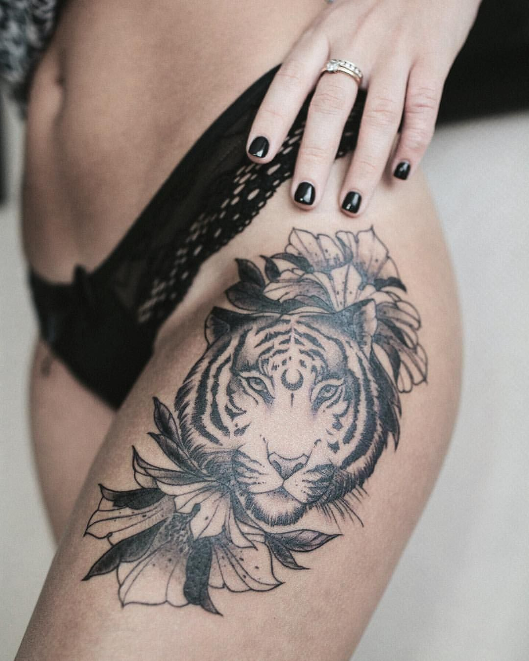 Tiger tattoo 65
