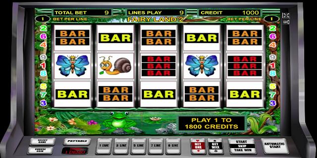 fairyland онлайн игровые автоматы