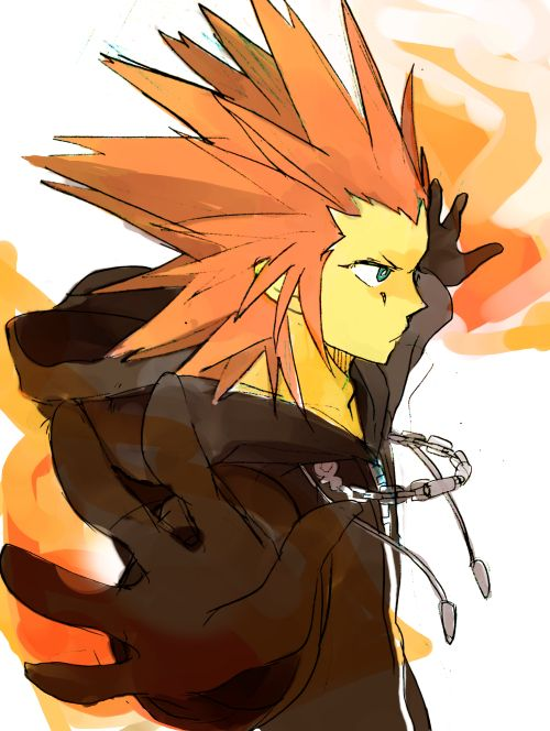 Pin By Isabel Nava On Characters Pinterest Axel Kingdom Hearts