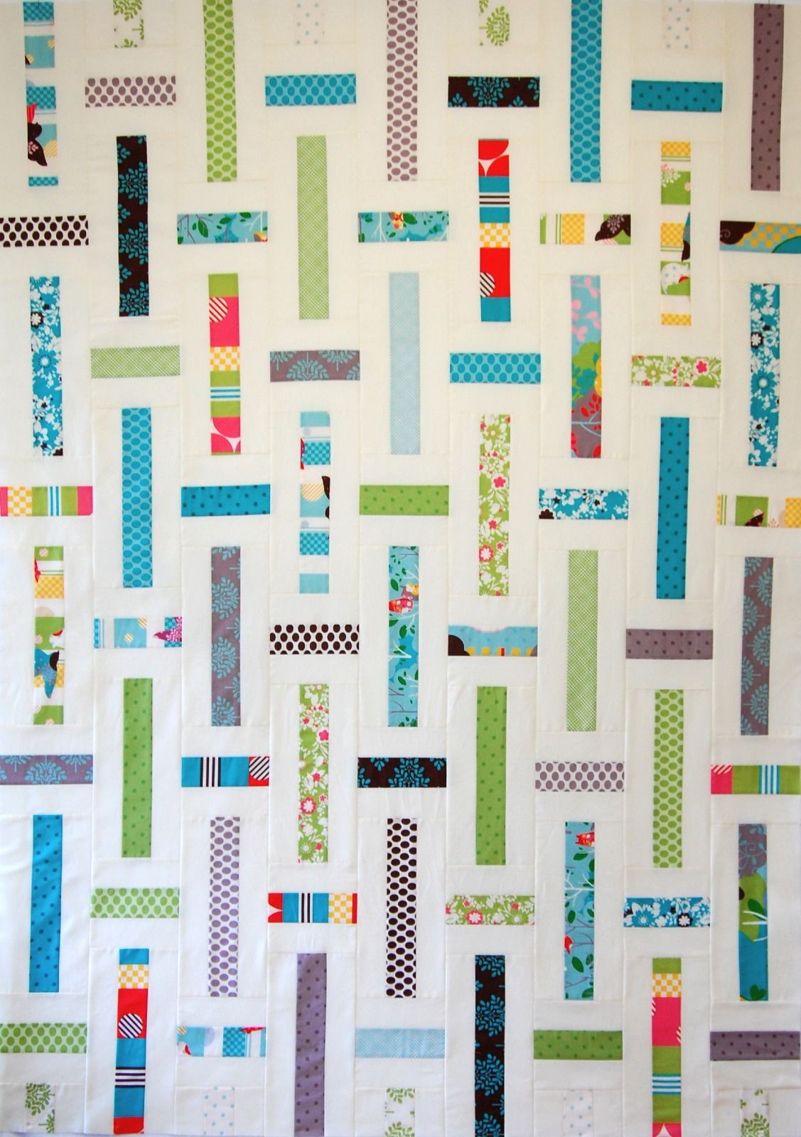 Lawn Chair Quilts from Moda...very easy quilt pattern! | Quilts and ...