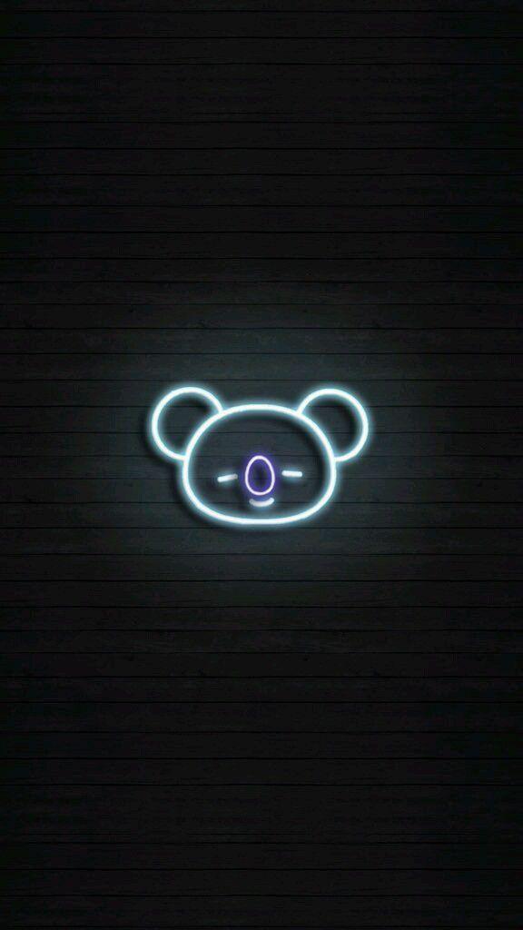 neon koya uploaded by yaen on We Heart It