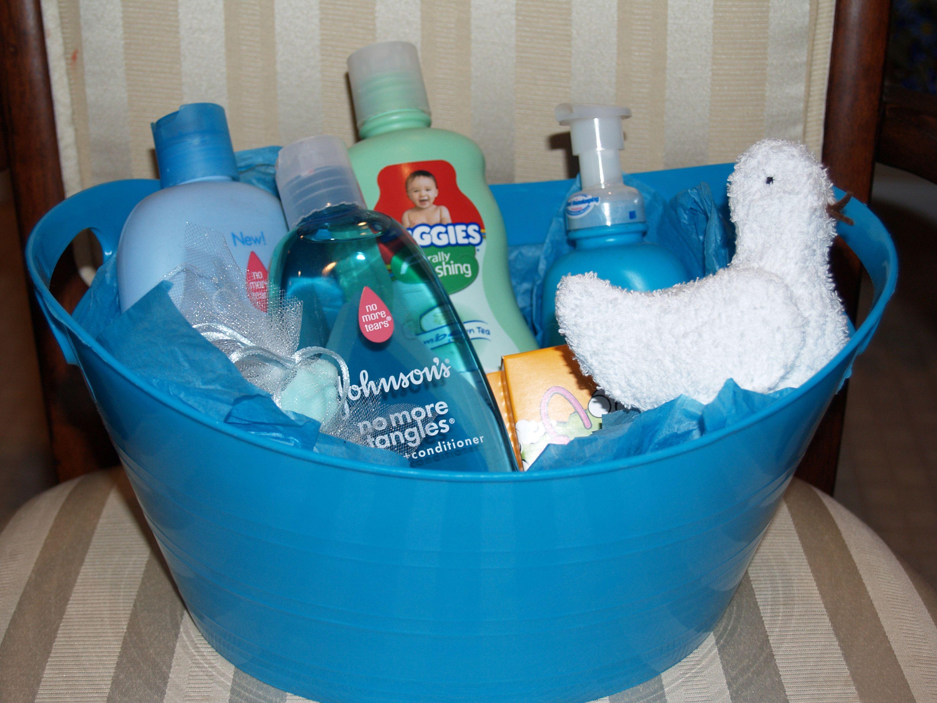 Homemade Baby Shower Favors Frugal Baby Shower Gift