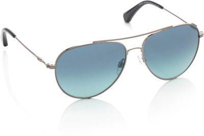188bfd89974 Emporio Armani Aviator Sunglasses - Buy Emporio Armani Aviator Sunglasses  Online at Best Prices in India