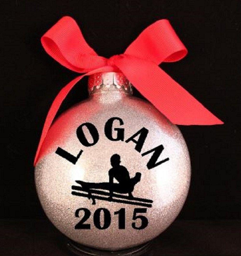 Gymnastics ornament christmas - Male Gymnast Christmas Ornament Gymnastics Christmas Ornament Boy Gymnast