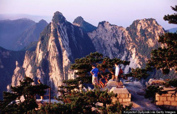 China alive Zhangjiajie 2016. Where Avatar movie was film