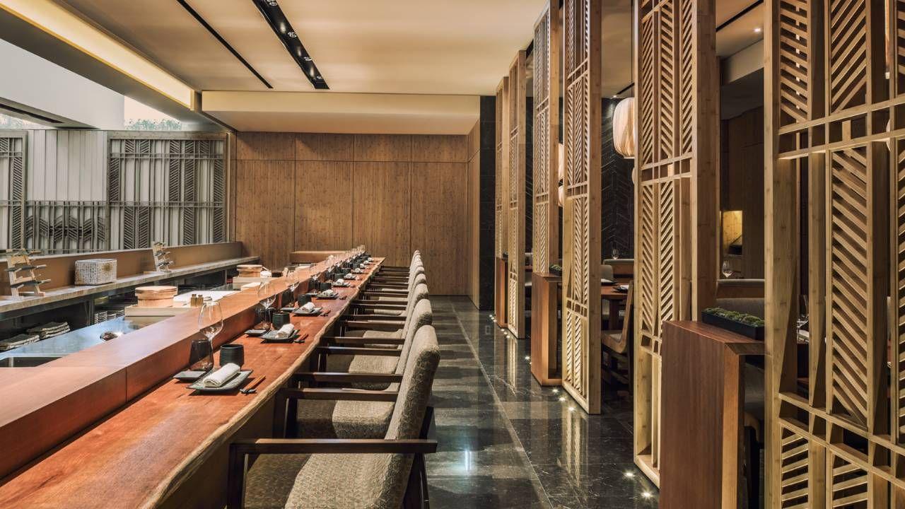 Kioku Seoul Anese Restaurant Four Seasons Hotel