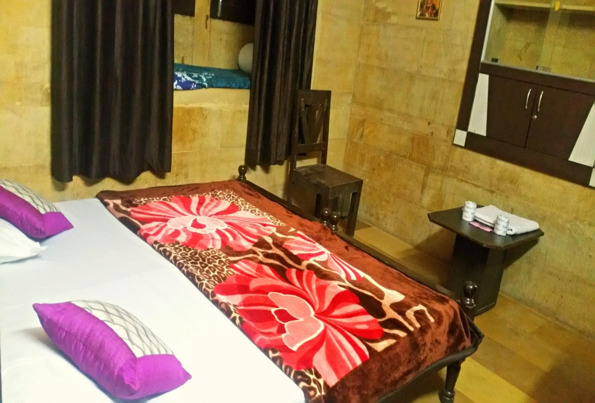 Hotel Blue haveli Jaisalmer Ideally located in the prime
