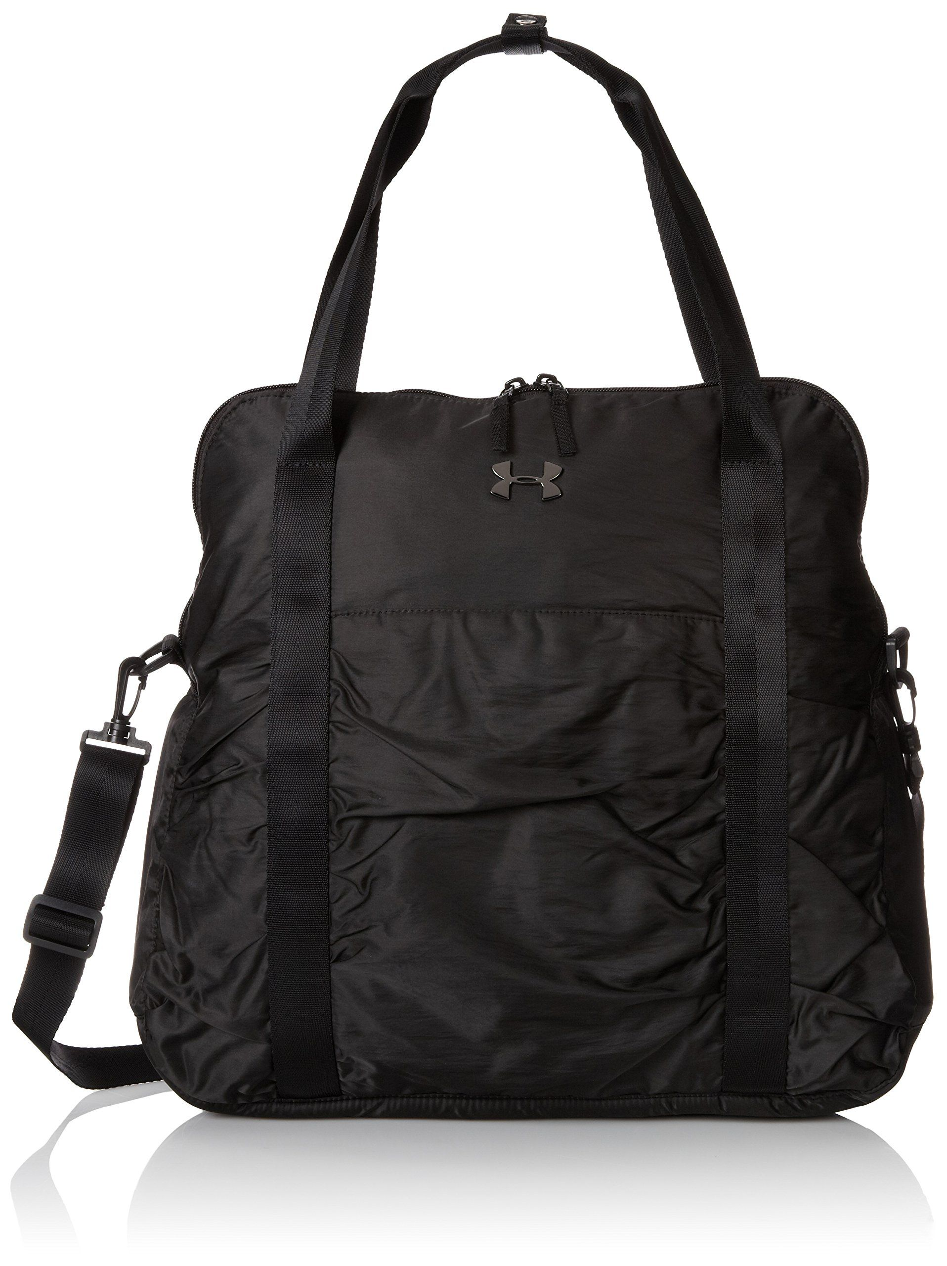 7052404a266e Amazon.com  Under Armour Women s UA Gotta Have It Tote One Size Fits All  Black  Clothing
