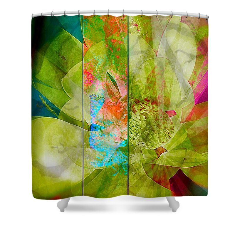 Magnolia Emerald Green Beauty Shower Curtain for Sale by Trent ...