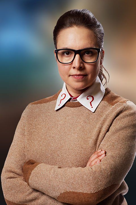 BBC One - Doctor Who, Series 9 - Osgood《《The Osgoods are two of my most favourite characters this whole season.
