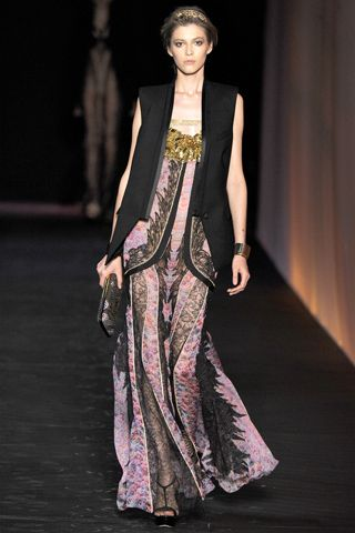 Roberto Cavalli Spring 2012 Ready-to-Wear Collection Slideshow on Style.com