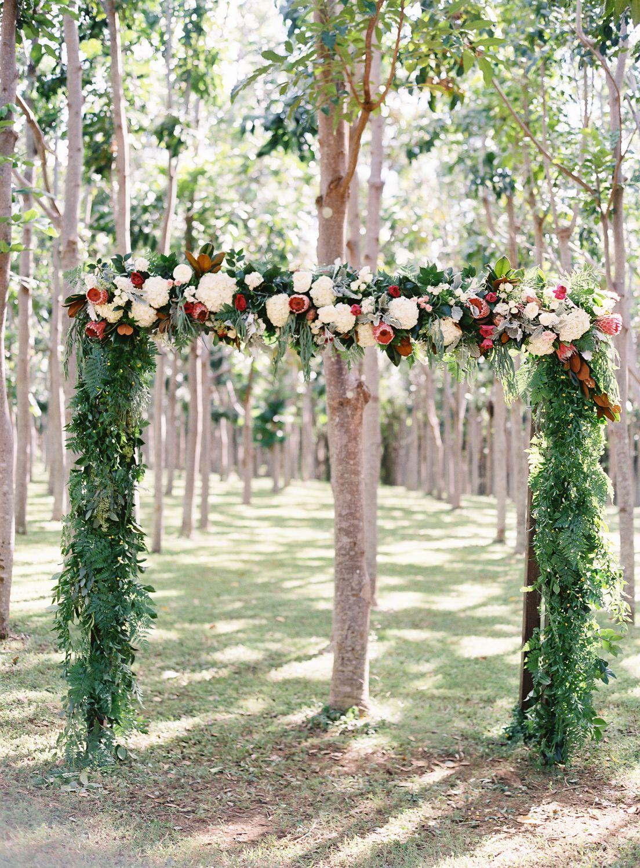 Kauai Wedding Venue Na Aina Kai Botanical Gardens North Shore