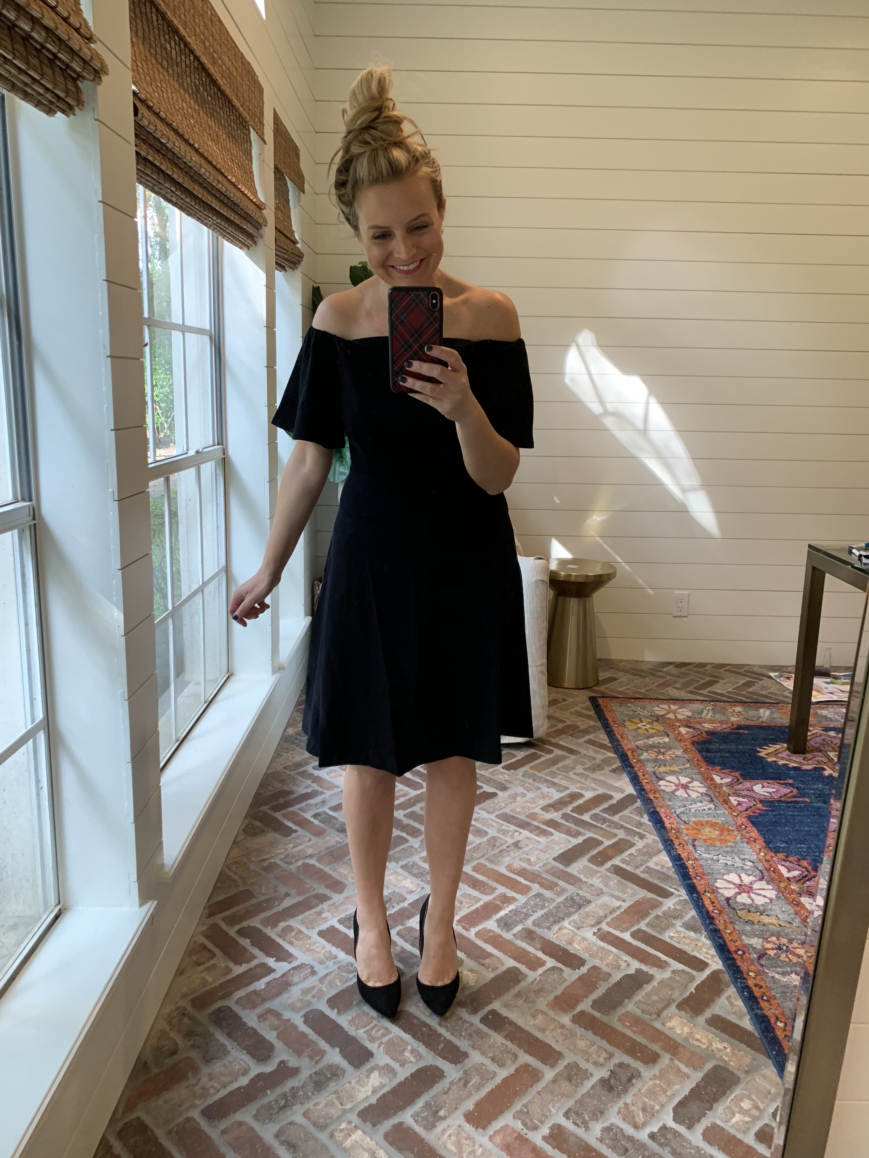 9280de8ee Amazon Favorites featured by top Houston fashion blog, Fancy Ashley: holiday  party dress