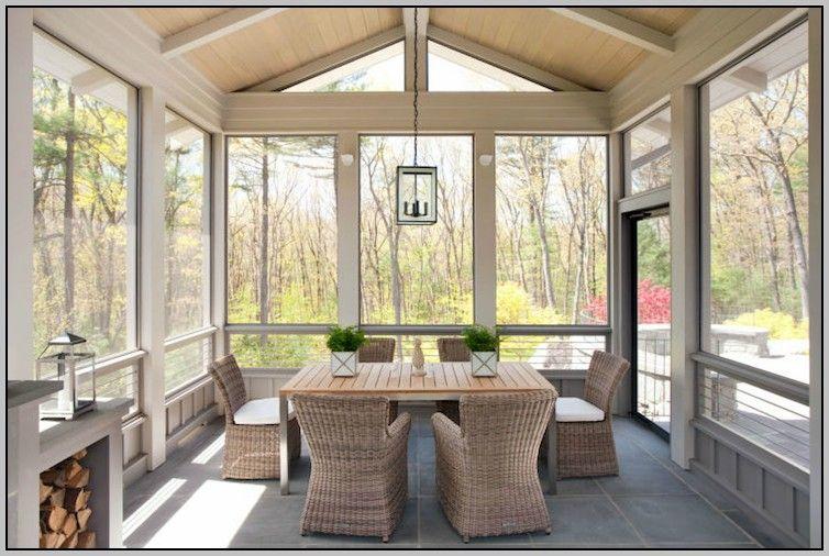 Enclosed Glass Patio Ideas Patio Design Patio Ceiling Ideas