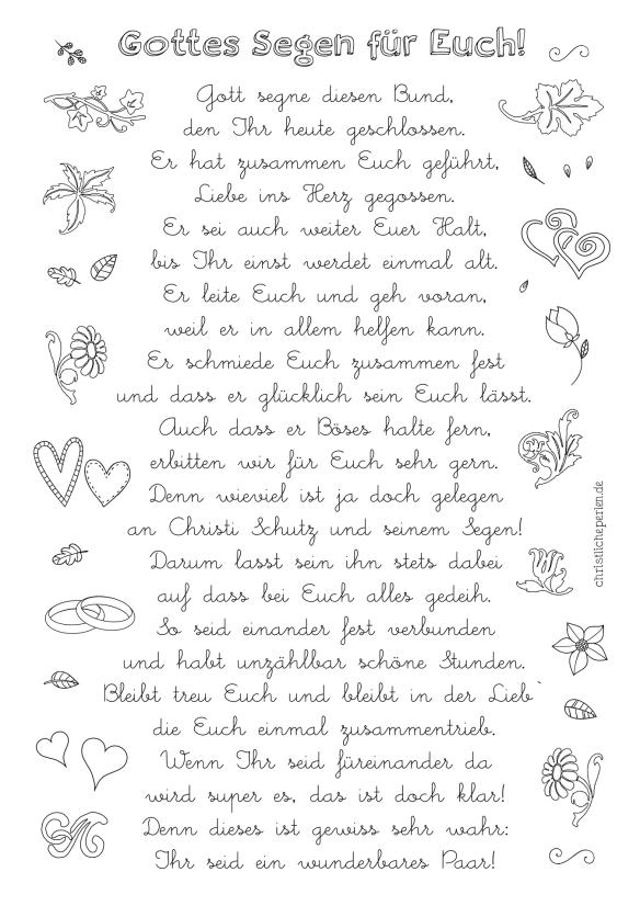 Texte Zur Hochzeit Ehe Christliche Perlen Gedichte Zur Hochzeit Wunsche Zur Hochzeit Spruche Zur Goldenen Hochzeit