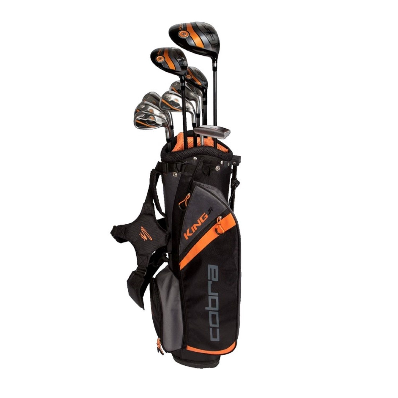 Co King Junior /Orange 11-piece Teen Golf Set   Products ... Xs Wheel Golf Push Cart Html on
