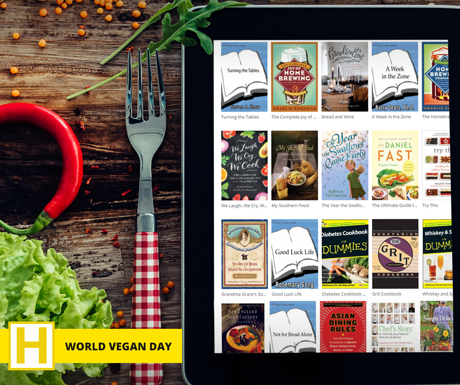 Celebrate #WorldVeganDay with us! Enjoy one of the biggest collection of vegan recipes on hugegame!