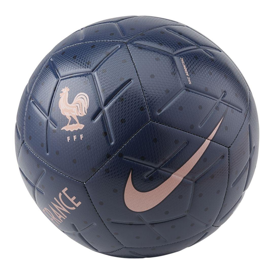 Nike Fff Strike Soccer Ball Size 3 Midnight Navy Soccer Ball Soccer Nike Soccer Ball