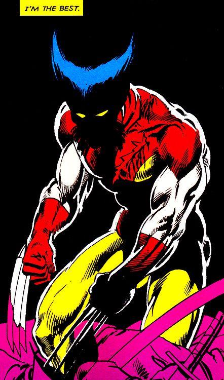Wolverine #2 - Frank Miller & Josef Rubinstein